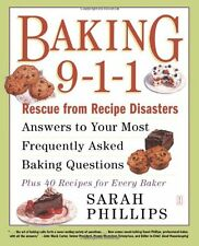 Baking 9-1-1: Rescue from Recipe Disasters; Answer