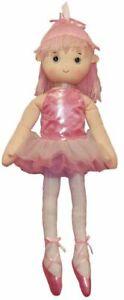 """Rag Doll - Louise Giant 30"""" Ballerina Soft Doll - (C5222)"""