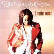 Deborah Cox Sentimental Australian 4 Track CD Single – )))))Signed(((((((