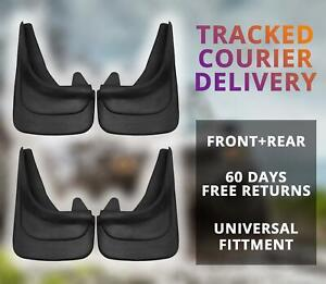 Front and Right Mud Flaps Splash guards for Seat Leon mk2
