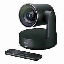 Logitech 960-001226 Rally Camera Video Conferencing - Black