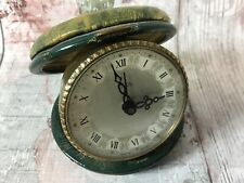 Vintage EMES Compact Style Travel Clock Made in Germany