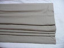 Pottery Barn Linen Roman Shade Flax 32x64 Cordless More Available Tan