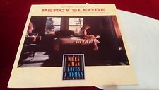 PERCY SLEDGE - WHEN A MAN LOVES A WOMAN (GREATEST HITS) - BARELY USED LP