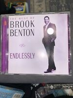 BROOK BENTON - ENDLESSLY: BEST OF (CD 1998)    ** 20 TRACKS ** Perfect Used