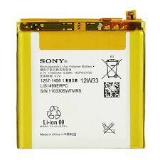 100% Genuine Sony 1780mAh Xperia T LT30P Battery AKKU LIS1499ERPC / 1257-1456.1