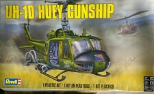 """New Listing1/32 Revell Uh-1D Huey Gunship """" We were Soldiers"""" Vietnam Helicopter new"""