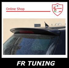 VW GOLF 5 V SPOILER ALETTONE POSTERIORE DA TETTO ROOF