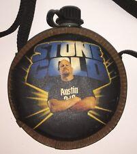 Vintage STONE COLD STEVE AUSTIN 3:16 Canteen Flask WWE WWF Scratch Logo Jay-Gur