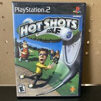Hot Shots Golf 3 (Sony PlayStation 2, PS2, 2003)Golf Video Game -Complete-Tested
