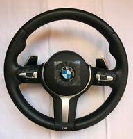 BMW F30 F31 F32 F34 F20 F22 F23 F15 M VIBRO HEATED Steering Wheel  Shift Paddles