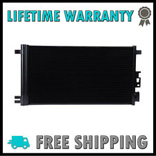 New Condenser For Malibu 04-12 G6 Aura 2.2 2.4 L4 3.5 3.6 V6 Lifetime Warranty