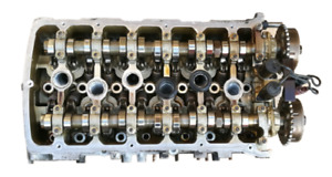BENTLEY CONTINENTAL GT 6.0 W12 COMPLETE CYLINDER HEAD 07C103373N