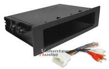 Complete Toyota Radio Installation Pocket Dash Kit Premium JBL Wiring Harness