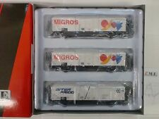 "Acme 45072 Set tre carri Interfrigo ""migros"" FS"