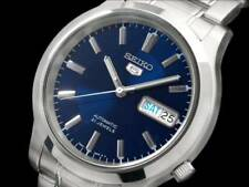 Seiko Analog Business Watch 5 Automatic Silver Mens SNK793K1