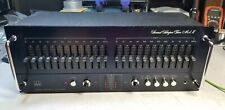 Adc Sound Shaper Two Mark Mk Ii Stereo Frequency Equalizer
