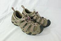Womens Keen Brown Waterproof Hiking Shoes Size 7