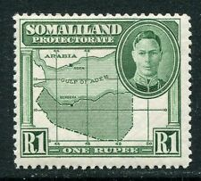 George VI (1936-1952) Somaliland Protectorate Stamps