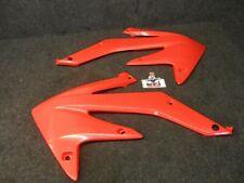 Honda CRF450 2005-2008 New red radiator shroud panels CR4659