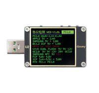 WITRN-U2 Current Voltage USB Tester Meter QC4+ PD3.0 2.0 PPS U2p w/o Shell sz898