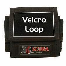 Xs Scuba Single Weight Pocket with Velcro Front Weights