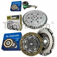 SACHS 2 PART CLUTCH KIT AND LUK DMF CSC FOR FORD MONDEO ESTATE 1.8 16V