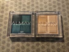 Lot of 2, Almay Eyeshadow, 160 Thrill Seeker & 220 Less is More!