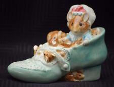 "Border Fine Arts Beatrix Potter Peter Rabbit Figure - ""Old Woman in a Shoe"""