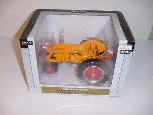 "1/16 Minneapolis Moline U ""High Detail"" Gas Tractor by SpecCast NIB!"