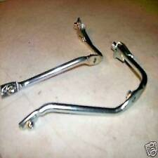 HONDA TRX450R, TRX 450R TRX450ER 450ER FRONT FENDER STAYS, MOUNTS 04-14