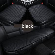 3Pcs Gitter Auto Sitzkissen, hintere Reihe mit Tasche Superfine Stitching Arbeit