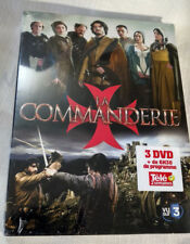La Commanderie Sealed New Pal Region 2 DVD French 2010
