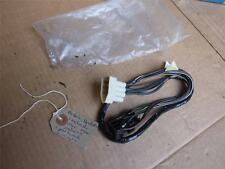 NOS AUSTIN BRITISH LEYLAND MINI MAXI METRO LIGHT SWITCH WIRING??