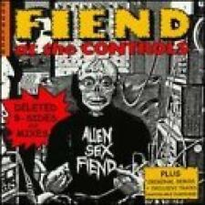 Alien Sex Fiend Fiend at the controls-Deleted b-sides and mixes (US) [2 CD]