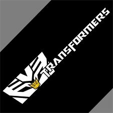 Car Transformers Decepticon Cartoon 32'' Vinyl Windshield Motor sticker CA152