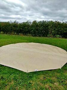 Bell Tent Groundsheet Protector Footprint
