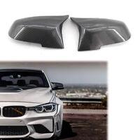 Coperchio specchietti retrovisori laterali in fibra di carbonio per BMW F30 F31