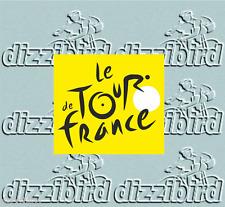 TDF logo's
