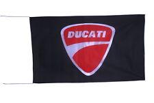 D UCATI FLAG BANNER  monster 1098 848 5 X 3 FT 150 X 90 CM