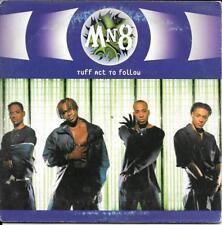 CD SINGLE 2 TITRES--MN8--TUFF ACT TO FOLLOW--1996