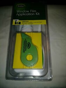 Gila Window Film Application Kit, RTK500, Sealed Retail Package, BRAND NEW. Q