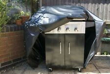 BBQ Cover Barbecue Waterproof Breathable Quality Fitted Protection Zip Elastic
