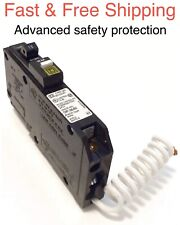 *FREE SHIPPING* New OEM Square D QO Combination Arc Fault Circuit Breaker 15A
