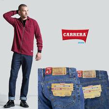 Carrera Jeans Uomo Mod. 700 Denim 5 Tasche Regular Fit Pantaloni in Cotone 100%