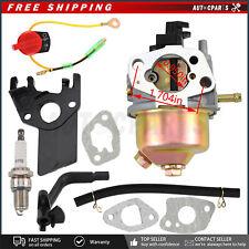 For Champion 3500 Watt Generator Model 100377 224 Cc Engine Carburetor Carb