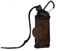 Trixie Dog Dirt Bag Dispenser Clean Nylon Attach to Lead Clip Assorted Colours