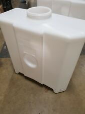 """250L Valeting Water Tank, 2 x 1/2"""" Inserts, Storage, Free Delivery"""