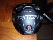 WILSON TRITON DVD DRIVER / 10.5 DEGREE / STIFF ALDILA ROGUE SHAFT EXCELLENT COND