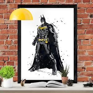 Batman The Dark Knight Poster Art Picture Print